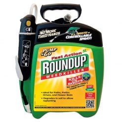 Roundup Fast Action Pump & Go 2.5Ltr