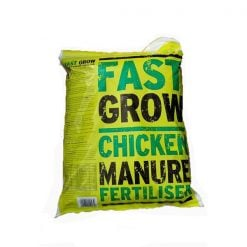 Fast Grow Chicken Manure