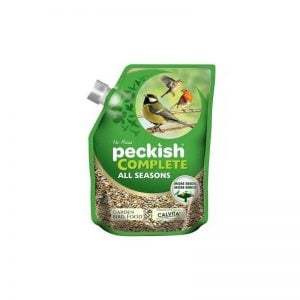 Peckish 2kg Complete Seed & Nut Mix +50% Extra Free