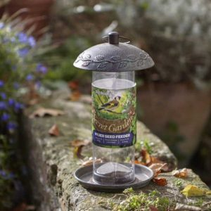 Peckish Secret Garden Nyjer Feeder