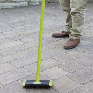 2 in 1 Telescopic Paving Brush Set