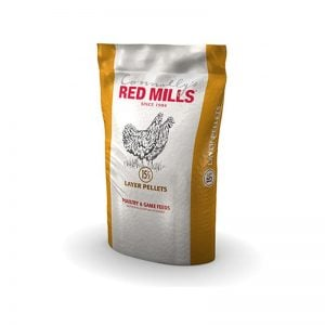 Red Mills Broiler/ Chicken Starter Crumb 15kg