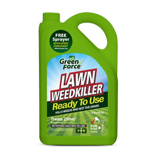 GREENFORCE Ready To Use Lawn Weedkiller