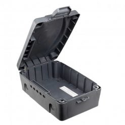 Weatherproof socket box
