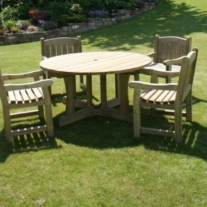 Cotswold Round Dining Set