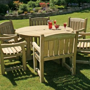 Timber Garden Furniture