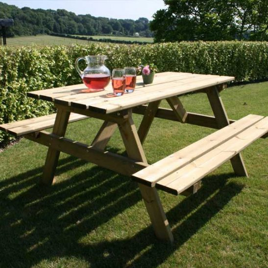 Economy Picnic Table