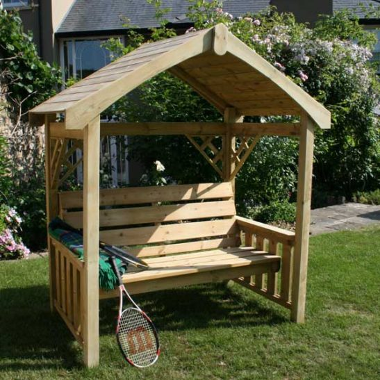Herefordshire Arbour