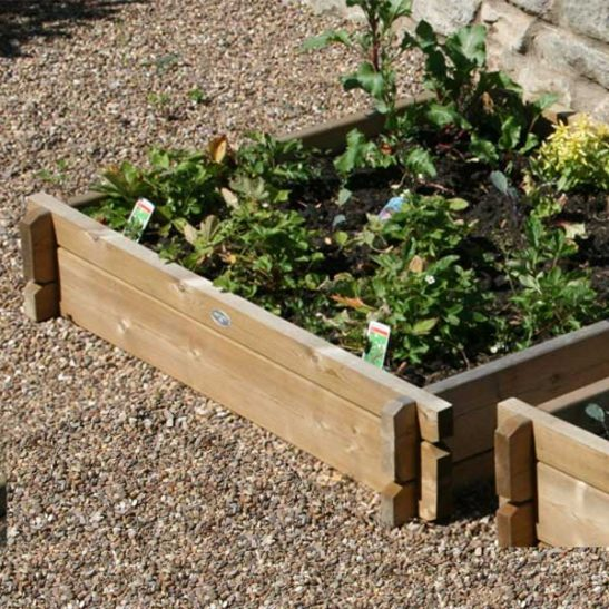 Raised Bed Kit Large