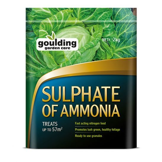 Goulding Sulphate of Amonia 2kg