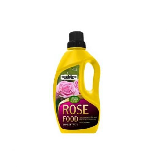 Goulding Liquid Rose Food 1L