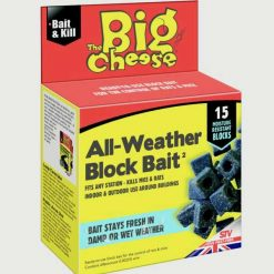 The Big Cheese All Weather Block Bait 15x10g