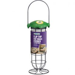 Gardman Flip Top Fat Snax Feeder