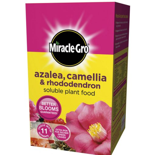 Miracle-Gro Azalea, Camellia & Rhododendron Soluble Plant Food