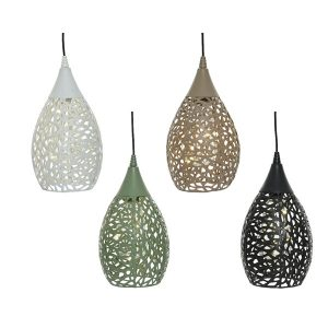 Micro LED Solar Hanging Lights-Choice Of Four