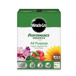 Miracle Gro Performance Organics All Purpose Plant Feed 1kg