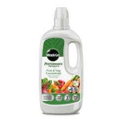 Miracle Gro Performance Organics Fruit & Veg Plant Feed 1L
