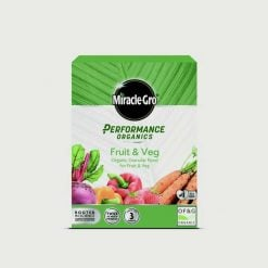 Miracle Gro Performance Organics Fruit & Veg Plant Feed 1kg