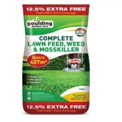 Gouldings Complete Lawnfeed, Weed & Mosskiller