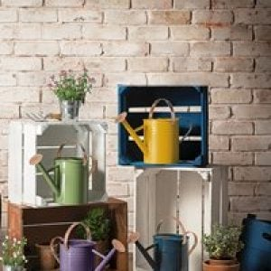 4.5L Cool Grey Watering Can