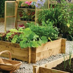 Timber Planters & Raised Beds