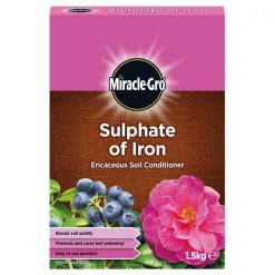 Miracle-Gro Sulphate Of Iron 1.5kg