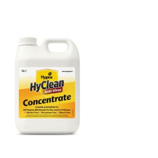 Hyclean Anti Virus Concentrated 1Ltr