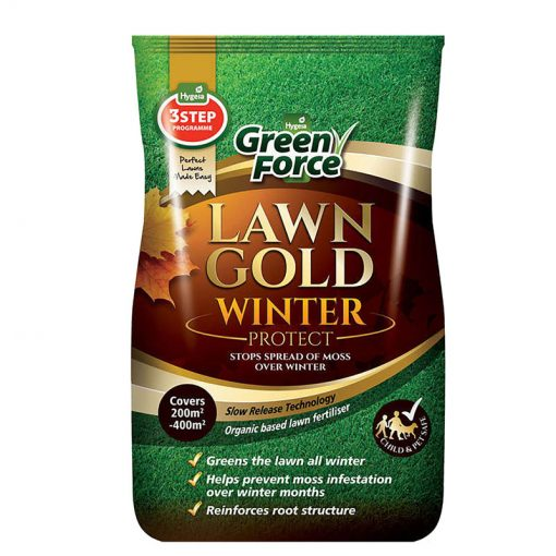 Greenforce Lawn Gold Winter Protect 15kg