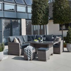 Melbourne Corner Lounge Set-MELCORN| McD's Garden Centre | Nationwide Delivery