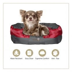 Woofers Boyne Small Dog Bed - Dog Nappers Dog Beds