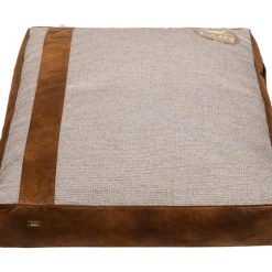 Cazo Premium Dog Bed Mattress   Brown - Dog Nappers Dog Beds