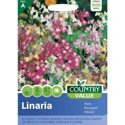 Linaria Fairy Bouquet Mixed| Flower Seeds| Nationwide Delivery