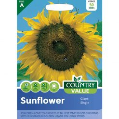 Sunflower Giant Single| Flower Seeds| Nationwide Delivery