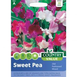 Sweet Pea Old Fashioned Mixed| Flower Seeds| Nationwide Delivery