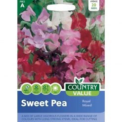 Sweet Pea Royal Mixed| Flower Seeds| Nationwide Delivery