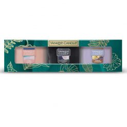 Yankee Candle 3 Mini Gift Set Candles | 1630311E | Yankee Candle Delivery In Ireland