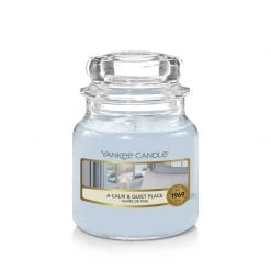 Yankee Candle A Calm And Quiet Place Small Jar Candle | 1577137E | Yankee Candle Delivery In Ireland