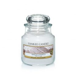 Yankee Candle Angel's Wings Small Jar Candle | 1306398E | Yankee Candle Delivery In Ireland