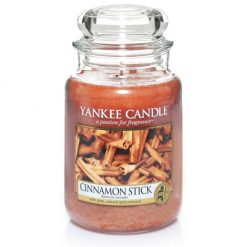 Yankee Candle Cinnamon Stick Large Jar Candle | 1055974E | Yankee Candle Delivery In Ireland