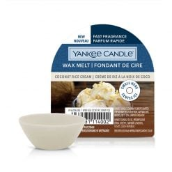 Yankee Candle Coconut Rice Candle Melts | 1630638E | Yankee Candle Delivery In Ireland