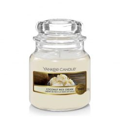 Yankee Candle Coconut Rice Small Jar Candle | 1630350E | Yankee Candle Delivery In Ireland