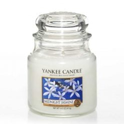 Yankee Candle Midnight Jasmine Medium Jar Candle | 1129551E | Yankee Candle Delivery In Ireland