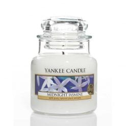 Yankee Candle Midnight Jasmine Small Jar Candle | 1129553E | Yankee Candle Delivery In Ireland