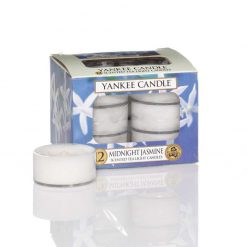 Yankee Candle Midnight Jasmine Tea Lights | 1129554E | Yankee Candle Delivery In Ireland