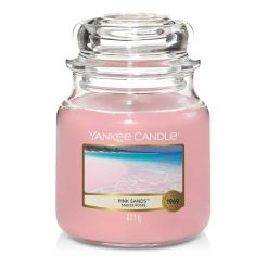 Yankee Candle Pink Sands Medium Jar Candle | 1205340E | Yankee Candle Delivery In Ireland