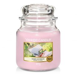 Yankee Candle Sunny Daydream Medium Jar Candle | 1651399E | Yankee Candle Delivery In Ireland