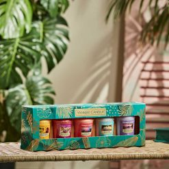 Yankee Candle The Last Paradise Collection Five Votive Gift Set | 1630308E | Yankee Candle Delivery In Ireland