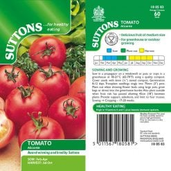 Tomato Alicante by Suttons Seeds| 180583| Nationwide Delivery