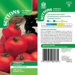 Tomato Moneymaker by Suttons Seeds| 180761| Nationwide Delivery