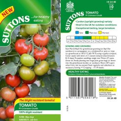 Tomato Crimson Crush F1 by Suttons Seeds| 182440| Nationwide Delivery